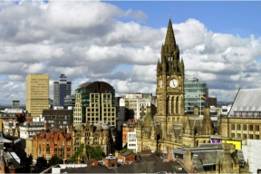 Arden University Manchester city centre study centre