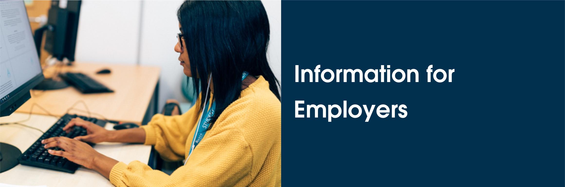 Arden University Degree Apprenticeships information for employers