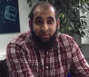 Imran's Student Testimonial