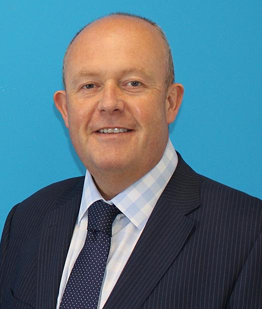 Philip Hallam, Vice-Chancellor at Arden University