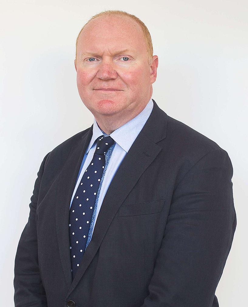 Arden University Vice-Chancellor and CEO, Carl Lygo