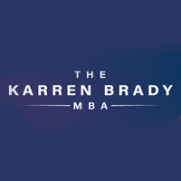The Karen Brady MBA logo